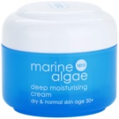 Ziaja Marine Algae Extra Hydrating Cream For Normal And Dry Skin  50 ml