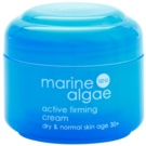 Ziaja Marine Algae creme de hidratação profunda 30+ (Active Firming Cream, Dry & Normal Skin) 50 ml
