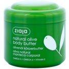 Ziaja Natural Olive telové maslo (Omega 3 + Omega 6 + Vitamin E) 200 ml