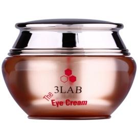 3Lab Ginseng Collection зволожуючий крем для шкіри навколо очей з вмістом женьшеню  20 мл