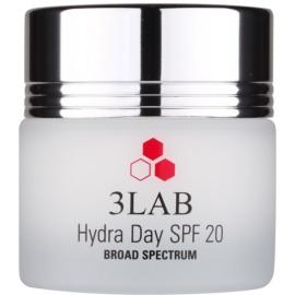 3Lab Moisturizer hydratační denní krém SPF 20  60 ml