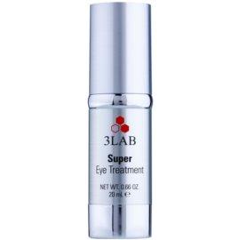3Lab Platinum Collection serum za oči za kompleksno nego proti gubam  20 ml