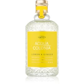 4711 Acqua Colonia Lemon & Ginger kolonjska voda uniseks 170 ml
