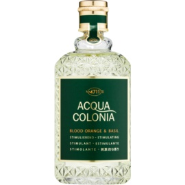 4711 Acqua Colonia Blood Orange & Basil κολόνια unisex 170 μλ