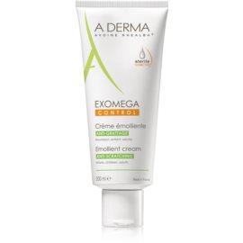 A-Derma Exomega Softening Body Cream For Very Dry Sensitive And Atopic Skin  200 ml