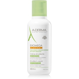 A-Derma Exomega Softening Body Cream For Very Dry Sensitive And Atopic Skin  400 ml