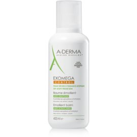 A-Derma Exomega Emollient Body Balm For Very Dry Sensitive And Atopic Skin  400 ml