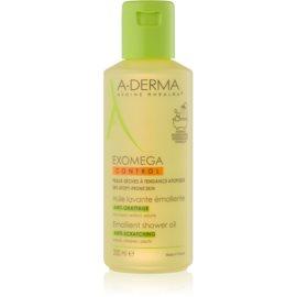 A-Derma Exomega mehčalno olje za prhanje za suho do atopično kožo  200 ml