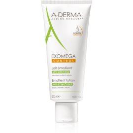 A-Derma Exomega losjon za telo za zelo občutljivo suho in atopično kožo  200 ml