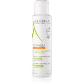 A-Derma Exomega овлажняващ гел-пяна за суха атопична кожа  500 мл.