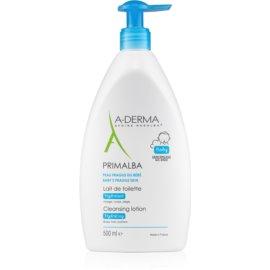 A-Derma Primalba Baby Reinigingsmelk  voor Kinderen   500 ml