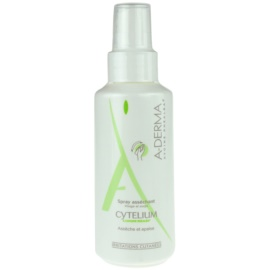 A-Derma Cytelium Drying and Soothing Spray For Irritated Skin  100 ml