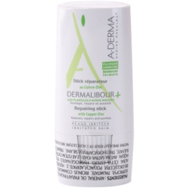 A-Derma Dermalibour+ Regenerating Stick For Irritated Skin  8 g