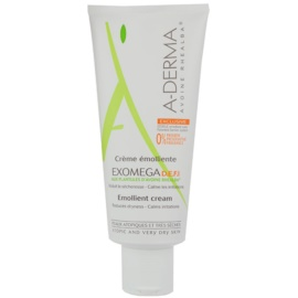 A-Derma Exomega Cream For Very Dry Sensitive And Atopic Skin D.E.F.I  200 ml