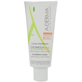 A-Derma Exomega crema pentru piele foarte sensibila sau cu dermatita atopica D.E.F.I  200 ml