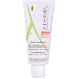 A-Derma Exomega bálsamo corporal para pieles muy secas, sensibles y atópicas D.E.F.I  200 ml