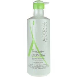 A-Derma Exomega Body Balm For Very Dry Sensitive And Atopic Skin  400 ml