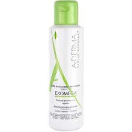 A-Derma Exomega tusoló olaj nagyon száraz, érzékeny és atópiás bőrre  500 ml