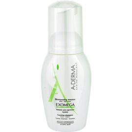 A-Derma Exomega shampoing pour peaux très sèches et atopiques  125 ml