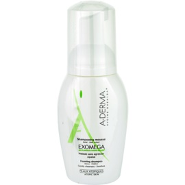 A-Derma Exomega Shampoo For Very Dry Sensitive And Atopic Skin  125 ml