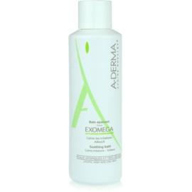 A-Derma Exomega upokojujúci kúpeľ pre veľmi suchú citlivú a atopickú pokožku  250 ml