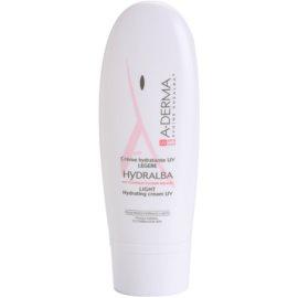 A-Derma Hydralba hidratáló krém normál és kombinált bőrre SPF 20 UVA 9  40 ml