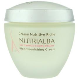 A-Derma Nutrialba поживний крем для дуже сухої шкіри  50 мл