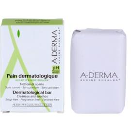 A-Derma Original Care baton dermatologic pentru curatare pentru piele sensibila si iritata  100 g