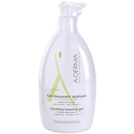 A-Derma Original Care gel espumoso para pele sensível  500 ml