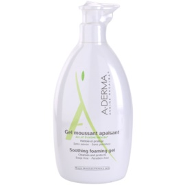 A-Derma Original Care Gel Moussant For Sensitive Skin  500 ml