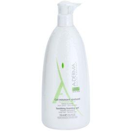 A-Derma Original Care gel espumoso para pele sensível  750 ml