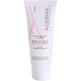 A-Derma Rheacalm Soothing Cream For Normal To Mixed Skin  40 ml