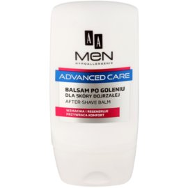 AA Cosmetics Men Advanced Care baume après-rasage pour peaux matures  100 ml