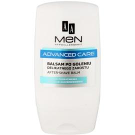 AA Cosmetics Men Advanced Care baume après-rasage pour peaux sensibles et irritées  100 ml