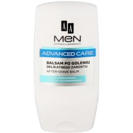 AA Cosmetics Men Advanced Care After Shave Balm For Sensitive And Irritated Skin  100 ml