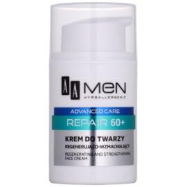 AA Cosmetics Men Advanced Care Renewing and Regenerating Moisturiser 60+  50 ml