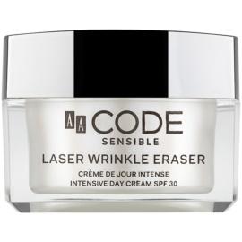 AA Cosmetics CODE Sensible Laser Wrinkle Eraser náhrada SPF 30  50 ml