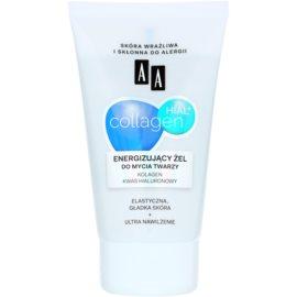 AA Cosmetics Collagen HIAL+ Energie-Reinigungsgel 30+  150 ml