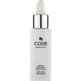 AA Cosmetics CODE Sensible Serum gegen Pigmentflecken  30 ml
