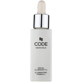 AA Cosmetics CODE Sensible rozjasňující pleťové sérum  30 ml