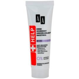 AA Cosmetics Help Dilated Capillaries crema protectectoare cu efect calmant ce reduce roseata pielii  40 ml