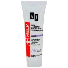 AA Cosmetics Help Dilated Capillaries die beruhigende Creme für empfindliche und gerötete Haut  40 ml
