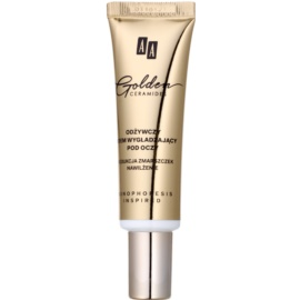 AA Cosmetics Golden Ceramides Nourishing Eye Cream With Smoothing Effect  30 ml