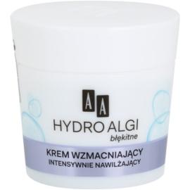 AA Cosmetics Hydro Algae Blue stärkende Creme für geplatzte Äderchen mit feuchtigkeitsspendender Wirkung  50 ml