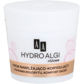 AA Cosmetics Hydro Algae Pink feuchtigkeitsspendende Creme für einheitliche Haut  50 ml
