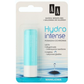 AA Cosmetics Lip Care Hydro Intense baume à lèvres hydratant  4,2 g