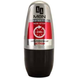 AA Cosmetics Men Action Antitranspirant-Deoroller  50 ml