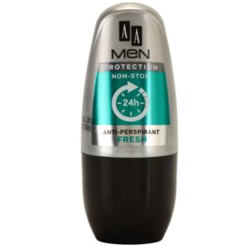 AA Cosmetics Men Fresh Antitranspirant-Deoroller  50 ml