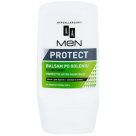 AA Cosmetics Men Protect ochranný balzám po holení  100 ml