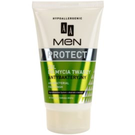 AA Cosmetics Men Protect čisticí gel antibakteriální  150 ml